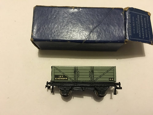 32075 OPEN WAGON D1 (BR) 12/52 BOXED