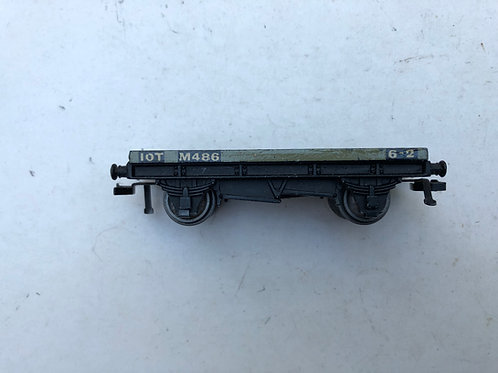 32086 D1 LOW SIDED WAGON M486 (NO LOAD)