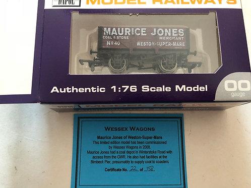 5 PLANK WAGON MAURICE JONES - WESTON-SUPER-MARE