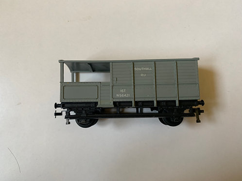 32048 SD6 GOODS BRAKE VAN WR SOUTHALL UNBOXED