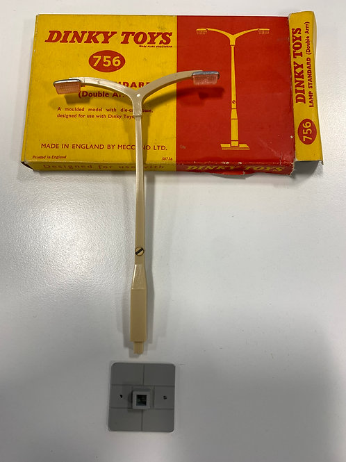 DINKY 756 STANDARD LAMP (DOUBLE ARM)