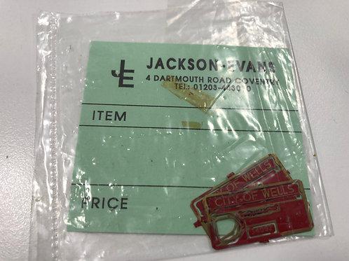 JACKSON-EVANS - 34092 CITY OF WELLS