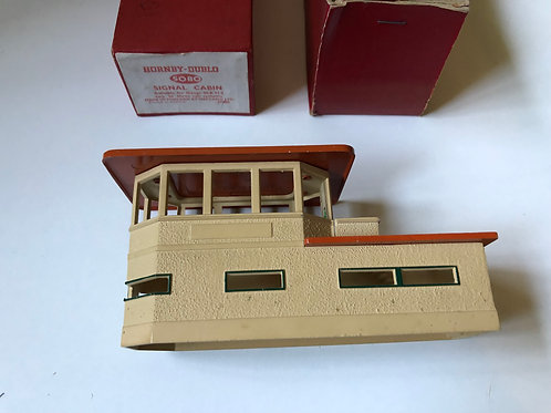 5080 D1 SIGNAL CABIN IN RARE RED BOX