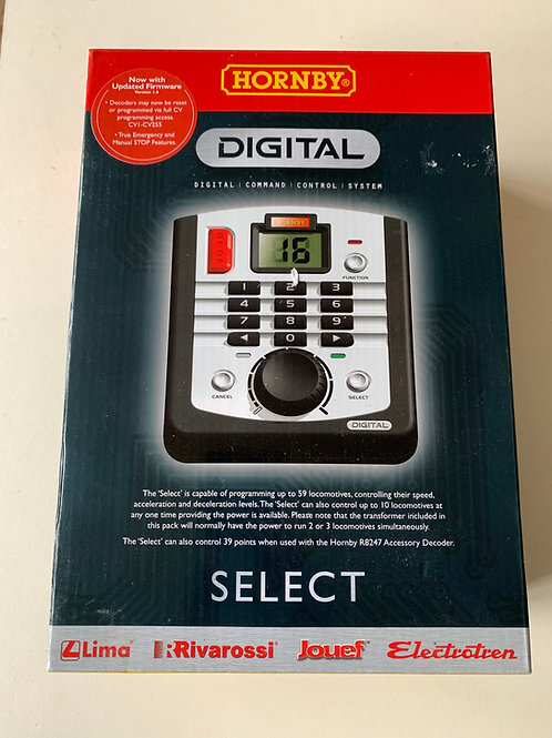 DIGITAL SELECT - DIGITAL COMMAND CONTROL SYSTEM