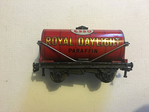 32070 OIL TANK WAGON ROYAL DAYLIGHT UNBOXED