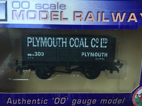 7 PLANK WAGON PLYMOUTH COAL CO