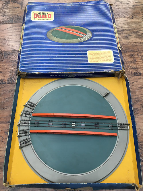 D1 TURNTABLE - BOXED