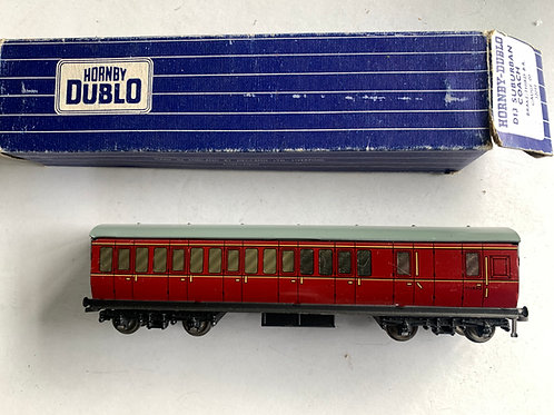 32091 D13 B.R. MAROON SUBURBAN BRAKE 3RD BOXED