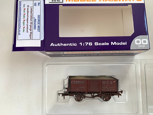 7 PLANK WAGON - GEORGE WEST, READING - WEATHERED - LIMITED EDITION OF 45