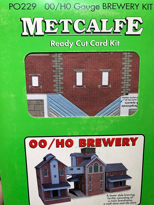 METCALFE - PO229 BREWERY