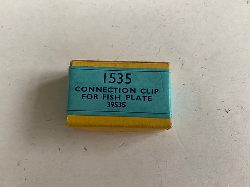 1535 39535 6 x CONNECTION CLIP FOR FISH PLATE