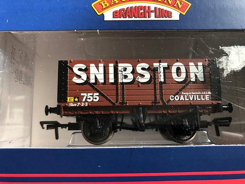 37-113 7 PLANK WAGON SNIBSTON - COALVILLE