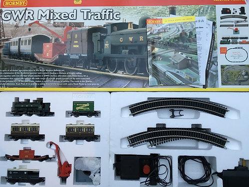 R.1037 GWR MIXED TRAFFIC TRAIN SET