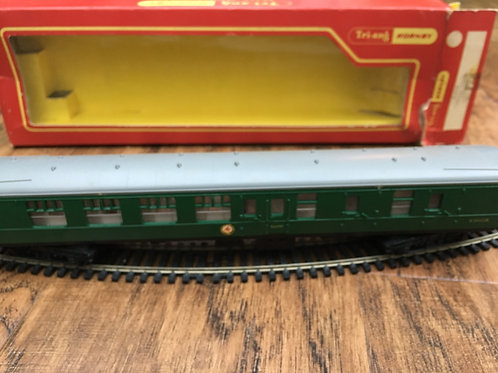 R.623 BRAKE / 2ND COMPOSITE COACH GREEN SR S34936