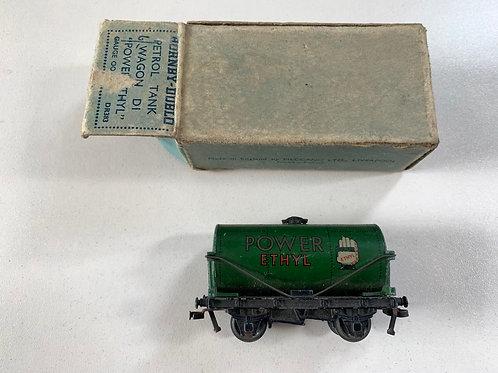 32080 POWER ETHYL PETROL TANK WAGON - BOXED 11/1949