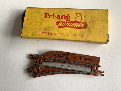 T.60 TYPE A TRACK - LEFT HAND POINTS