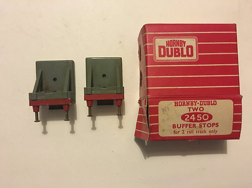 2450 2 x BUFFER STOPS BOXED