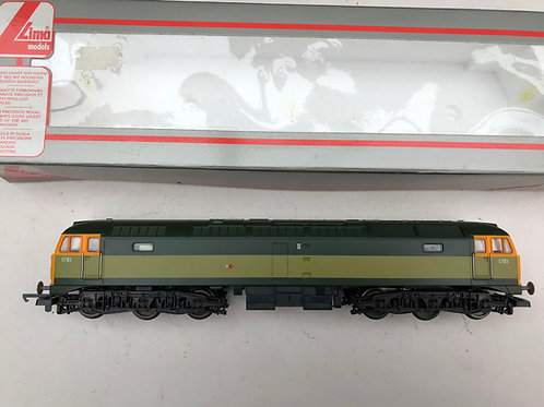 205049 CLASS 47 BR TWO TONE GREEN DIESEL LOCOMOTIVE 1761