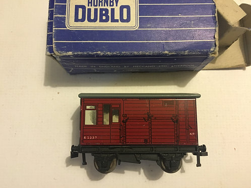 32060 HORSE BOX D1 (BR) BOXED