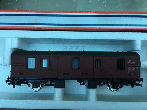 305357 BR MAROON CCT PARCEL COACH M94292