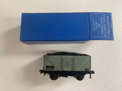 32030 12T COAL WAGON HIGH SIDED WITH COAL LOAD - BOXED