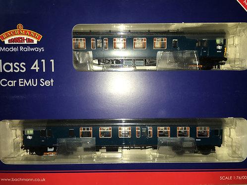 31-427Z 4CEP EMU 7119 BR BLUE - LTD EDITION