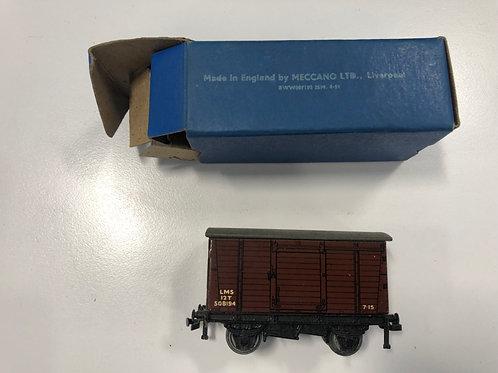 32040 D1 GOODS VAN LMS BOXED 4/1951