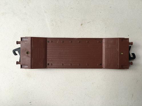 4652 MACHINE WAGON LOWMAC (metal couplings) - UNBOXED