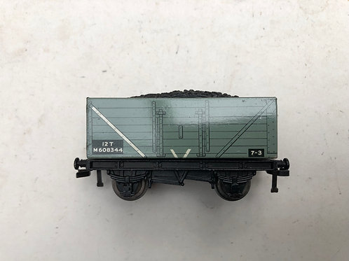 32055 D2 HIGH SIDED WAGON (B.R.) M608344 WITH LOAD