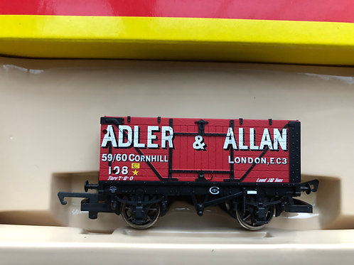 R.6212A END TIPPING WAGON - ADLER & ALLAN LONDON