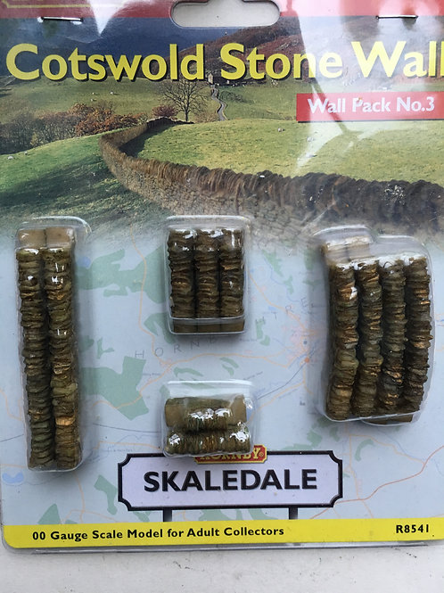 R.8541 SKALEDALE - COTSWOLD STONE WALL - PACK No 3