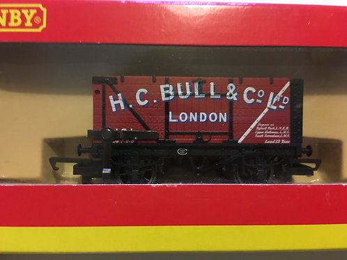 R.6303 END TIPPING WAGON H C BULL & CO No 101 - LONDON