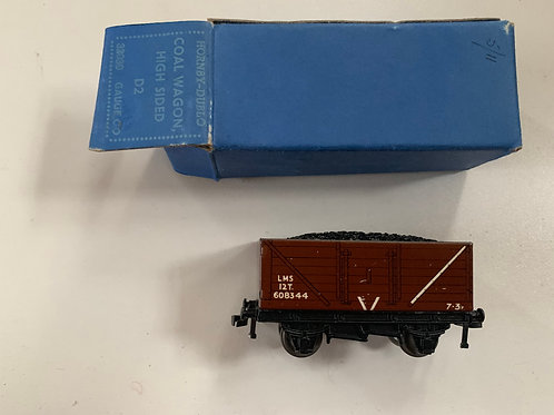 32030 LMS COAL WAGON HIGH SIDED D2 10/51 BOXED