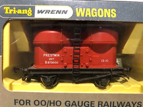 W4658X PRESTWIN SILO WAGON - PERIOD 2