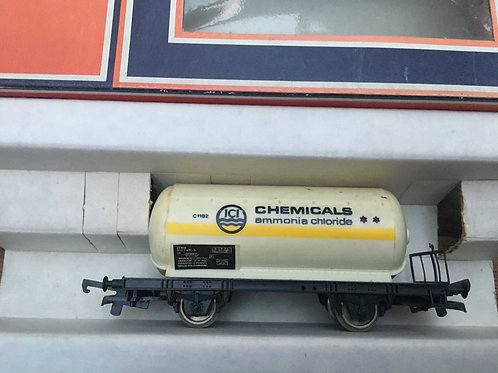 302720W ICI CHEMICALS TANKER WAGON
