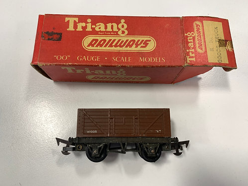 R.10 OPEN 12T GOODS TRUCK WITH COAL LOAD