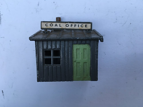 WARDIE MASTER MODELS COAL OFFICE HUT
