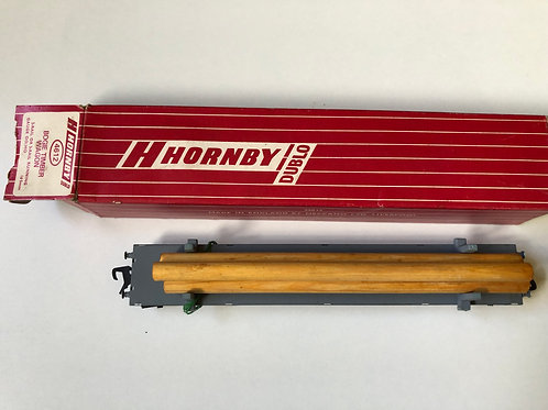 4612 BOGIE TIMBER WAGON (2 OR 3 RAIL) - REPRO