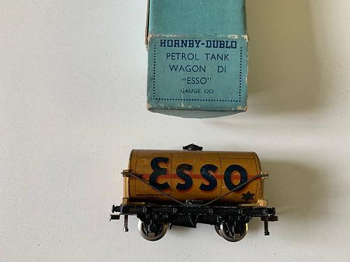 32081 D1 PETROL TANK WAGON ESSO BUFF - BOXED 3/1948