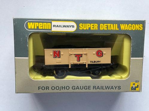 W5034 STEEL WAGON N.T.G. (TAN) WITH LOAD - PERIOD 3