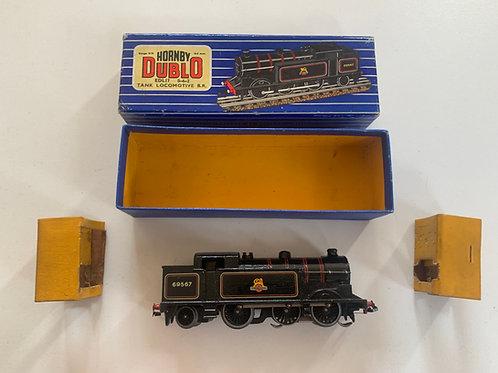 EDL17 0-6-2 BR BLACK (GLOSS) TANK LOCOMOTIVE 69567 BOXED