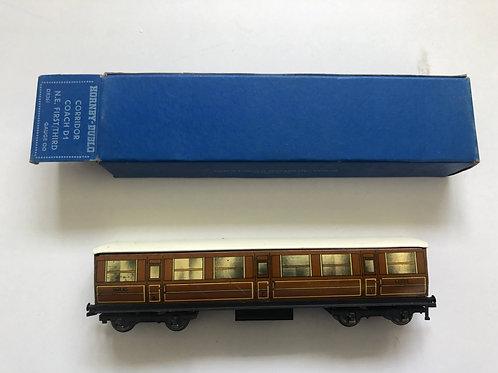 DR361 32010 LNER TEAK 1ST / 3RD COACH 42759 BOXED