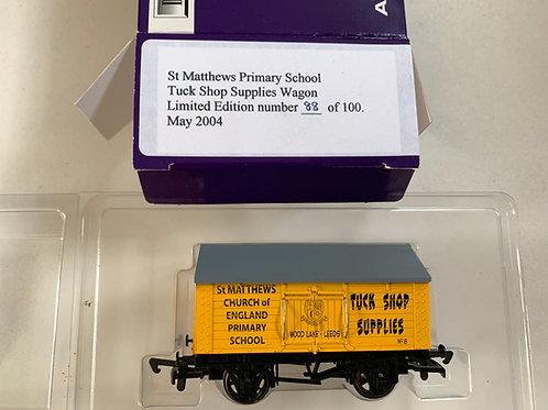 ST MATTHEWS SCHOOL TUCK SHOP SUPPLIES WAGON - LIMITED EDITION