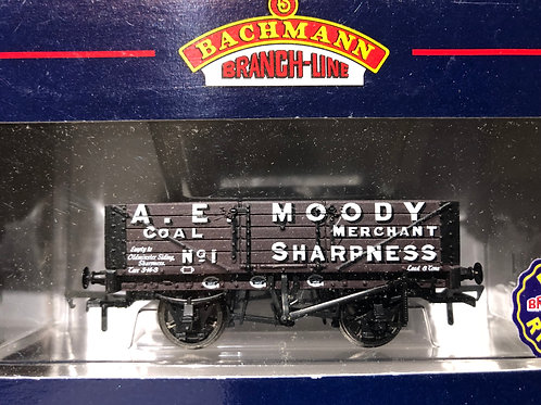 37-056A 5 PLANK WOODEN FLOOR WAGON AE MOODY SHARPNESS