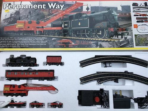 R.1029 PERMANENT WAY TRAIN SET