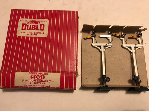 5061 JUNCTION SIGNALS (D3) 2 X DISTANT BOXED