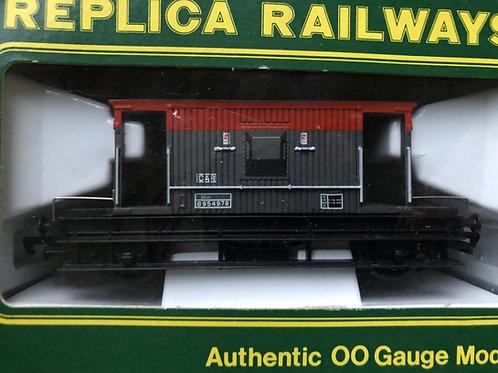 13501 20T 16' BRAKE VAN RAILFREIGHT