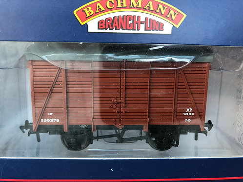 38-082C 12T SOUTHERN 2+2 PLANKED VENTILATED VAN BR BAUXITE (EARLY)