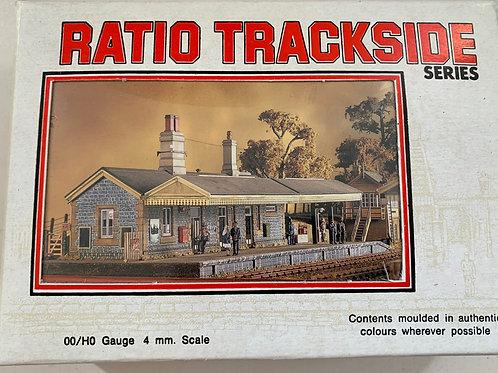RATIO 504 STATION BUILDING