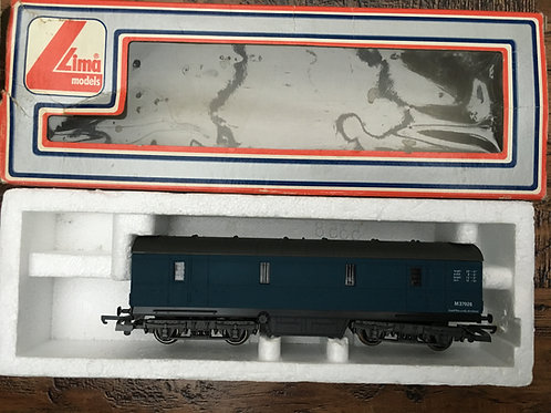 305360 MIDNIGHT BLUE PARCEL VAN COACH M37926